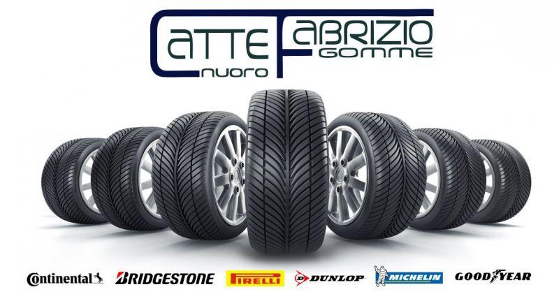 Catte Fabrizio Gommista - offerta vendita assistenza pneumatici nuovi e ricostruiti