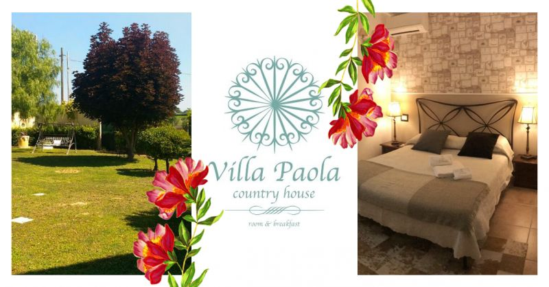 offerta affitto villa con piscina francavilla al mare-occasione country house colazione inclusa