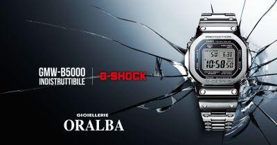 gioiellerie oralba occasione orologio digitale casio g shock b5000 cuneo alba