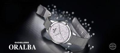 gioiellerie oralba offerta orologio festina madmoiselle con svarowski cuneo alba valenza
