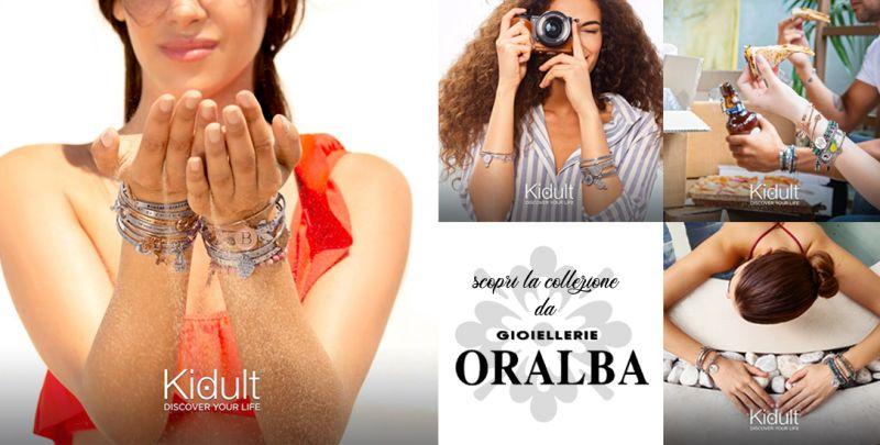 Gioiellerie ORALBA - offerta kidult bracciali gioielli alba cuneo valenza