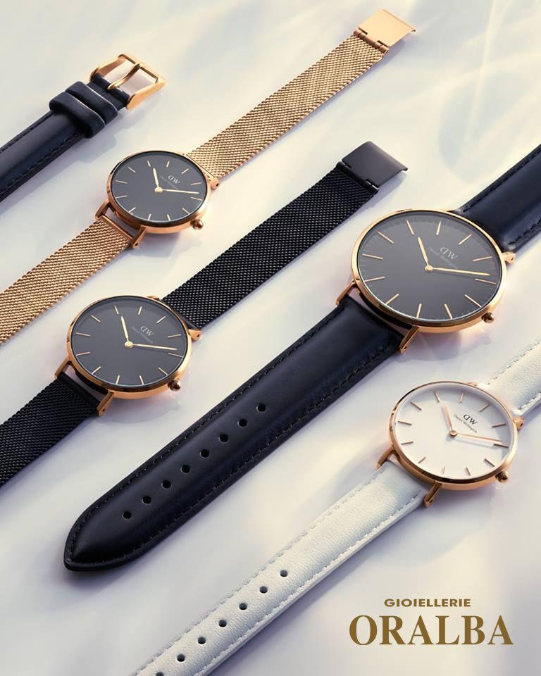 Gioiellerie ORALBA - offerta orologi donna daniel wellington CUNEO ALBA VALENZA