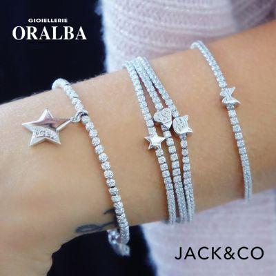 gioiellerie oralba offerta jack and co bracciali argento charms cuneo alba