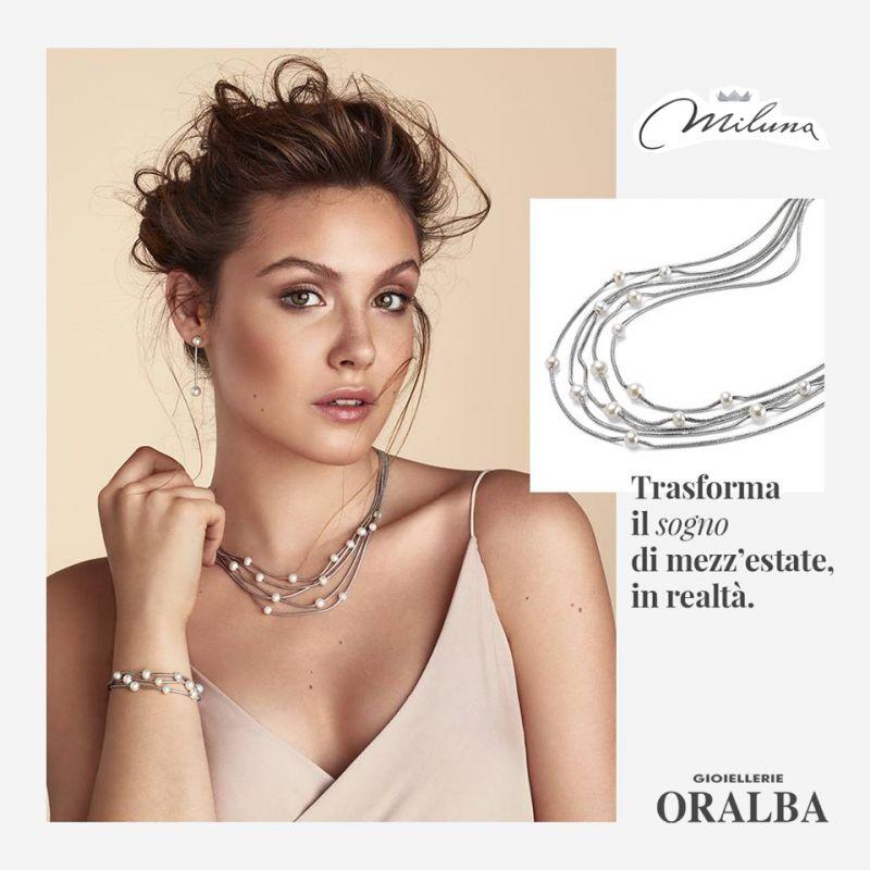 Gioiellerie ORALBA - offerta gioielli Miluna Miss Italia CUNEO Alba Valenza