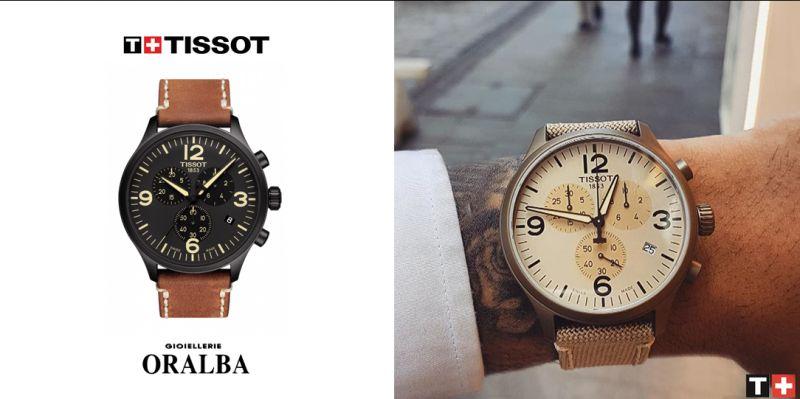 Gioiellerie ORALBA - offerta tissot chrono xl orologio alba cuneo valenza