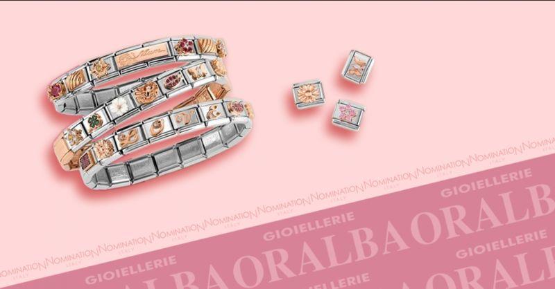 GIOIELLERIE ORALBA - offerta bracciali Nomination Composable alba cuneo valenza