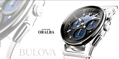 offerta orologio curvo bulova alba occasione orologio lancette curve bulova cuneo