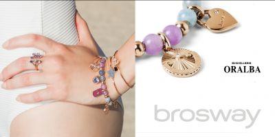 offerta gioielli brosway tres jolie valenza alba occasione bracciale tres jolie cuneo