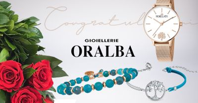 gioiellerie oralba offerta idea regalo laurea ragazza alba cuneo valenza