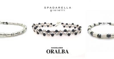 gioiellerie oralba offerta bracciali spadarella alba cuneo valenza