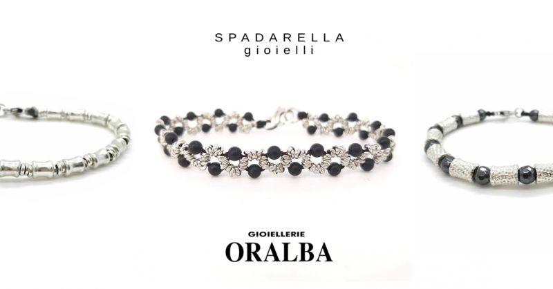 GIOIELLERIE ORALBA - Offerta Bracciali Spadarella Alba Cuneo Valenza