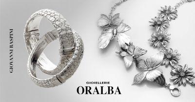 gioiellerie oralba offerta gioielli raspini alba cuneo valenza