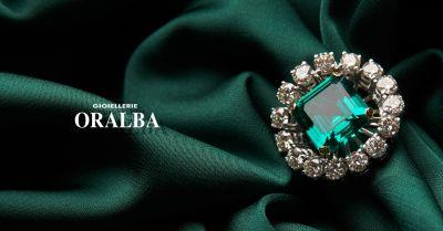 offerta vendita smeraldo alba cuneo valenza occasione gioiello smeraldo alba cuneo valenza