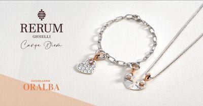 gioiellerie oralba offerta gioielli argenteo rerum alba cuneo valenza