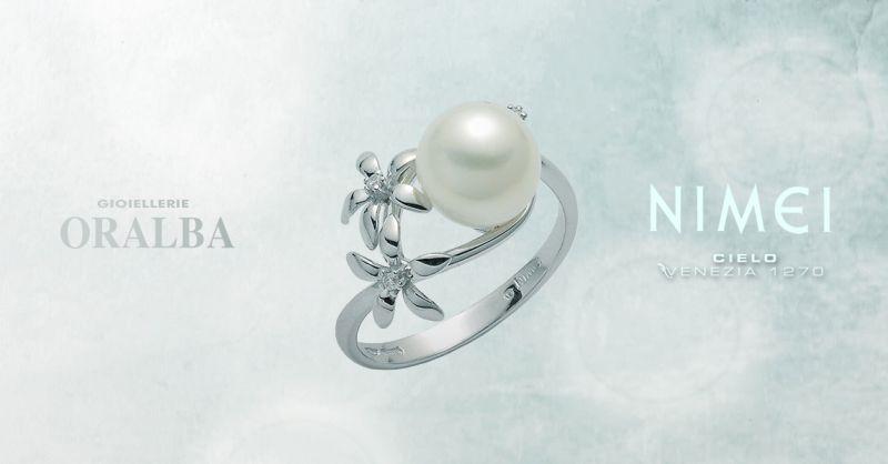Offerta Perle Nimei Alba Cuneo Valenza - Occasione Gioielli di Perle Alba Cuneo Valenza