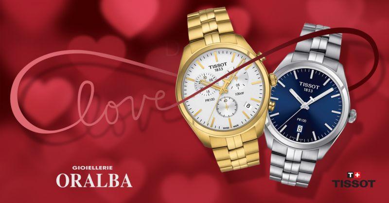 Offerta Orologi Tissot Idea Regalo Alba CUneo Valenza - Occasione TIssot San Valentino