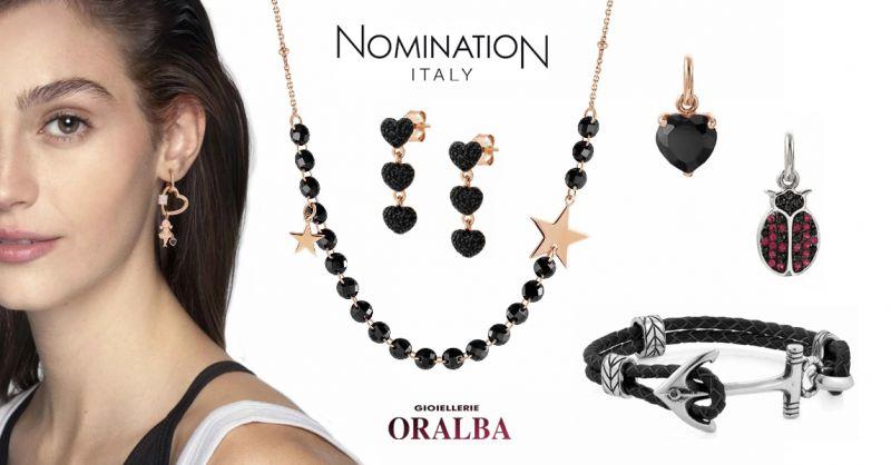 Offerta Ciondoli Nomination Alba Cuneo Valenza - Occasione Charmes Nomination Alba Cuneo Valenza