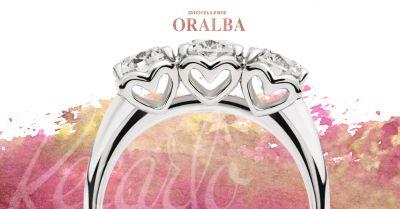 offerta gioielli oro e diamanti alba occasione anelli collane oro e diamanti cuneo
