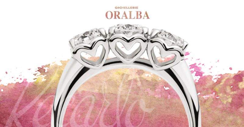 Offerta Gioielli Oro e Diamanti Alba - Occasione Anelli Collane Oro e Diamanti Cuneo
