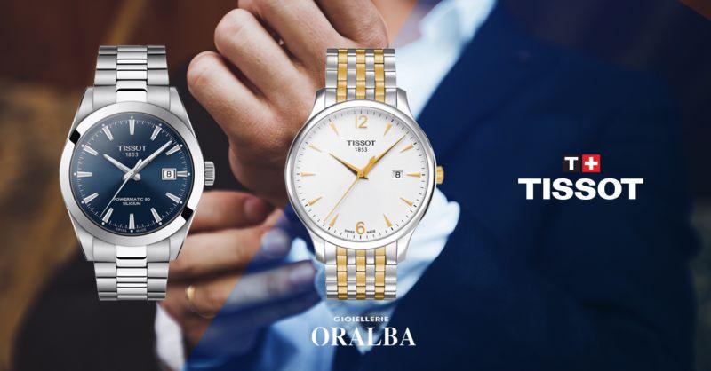 GIOIELLERIA ORALBA - Offerta Orologio Tissot T Classic Uomo Cuneo Valenza