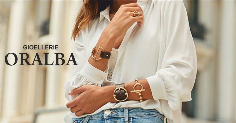 oralba offerta gioielli unode50 alba - occasione gioielli artigianali fatti a mano cuneo