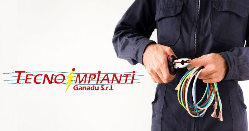 Tecno Impianti -  offerta realizzazione impianti elettrici civili  e industriali certificati