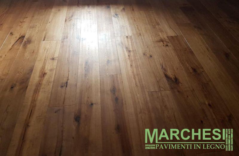 MARCHESI PAVIMENTI IN LEGNO offerta posa tavole parquet - pavimento in legno