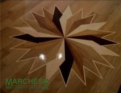 marchesi pavimenti in legno girandole intarsiate in legno pavimento decorazioni pavimento