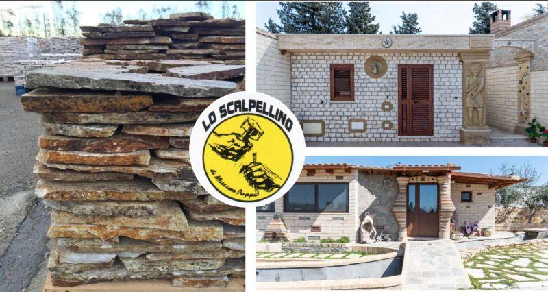 LO SCALPELLINO - offerta lavorazione artistica marmo e granito arredamento interni e esterni