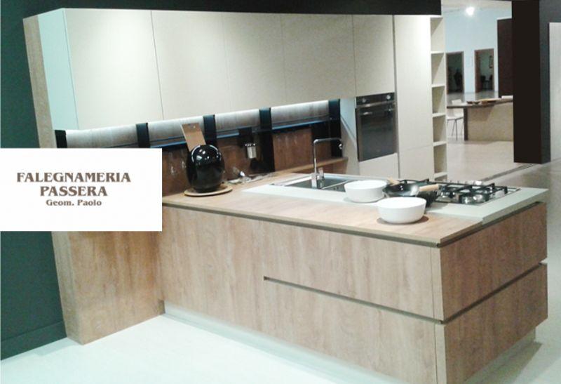 FALEGNAMERIA PASSERA offerta cucine su misura  - promozione cucine artigianali a misura