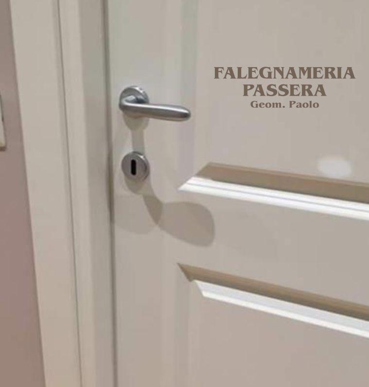 FALEGNAMERIA PASSERA offerta realizzazione porte interne - promozione porte blindate su misura