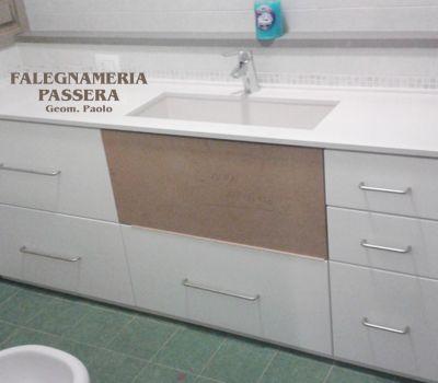 falegnameria passera offerta arredo bagno su misura promozione mobili da bagno a misura