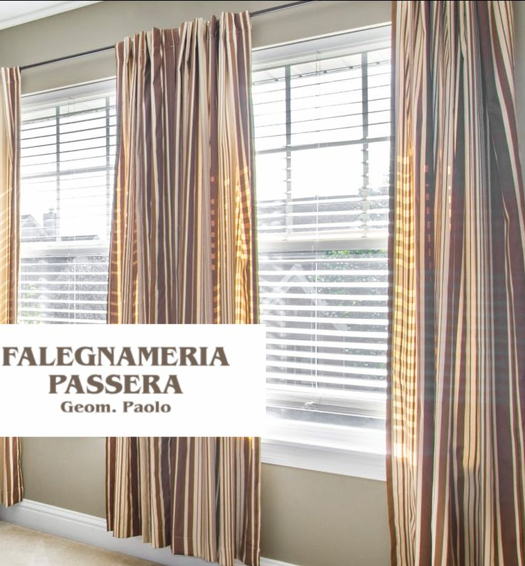 FALEGNAMERIA PASSERA offerta installazione tapparelle - promozione rivenditore serramenti