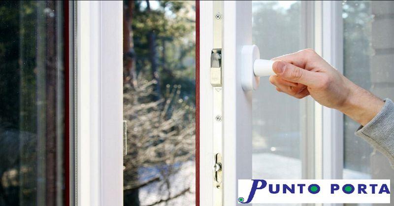 vendita e installazione infissi e serramenti Versilia - PUNTO PORTA