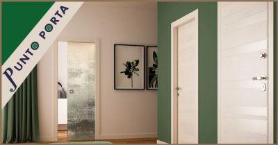 punto porta offerta porte per interni e porte scorrevoli per interni