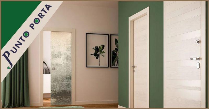 PUNTO PORTA -  offerta porte per interni e porte scorrevoli per interni