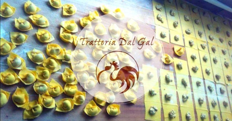 offerta trattoria con vini del territorio Verona - occasione specialità primi con pasta fresca