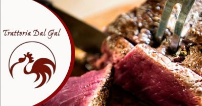 offerta trattoria a verona dove mangiare carne locale occasione specialita carne di prima scelta verona