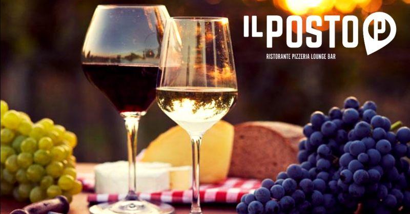 offerta ristorante con vini del territorio - occasione locale per aperitivi Castel d'Azzano