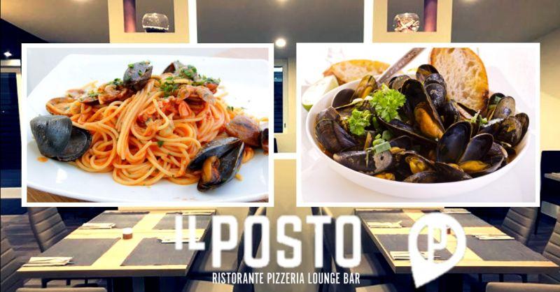 IL POSTO - offerta ristorante con menù di pesce fresco Castel d'Azzano Verona