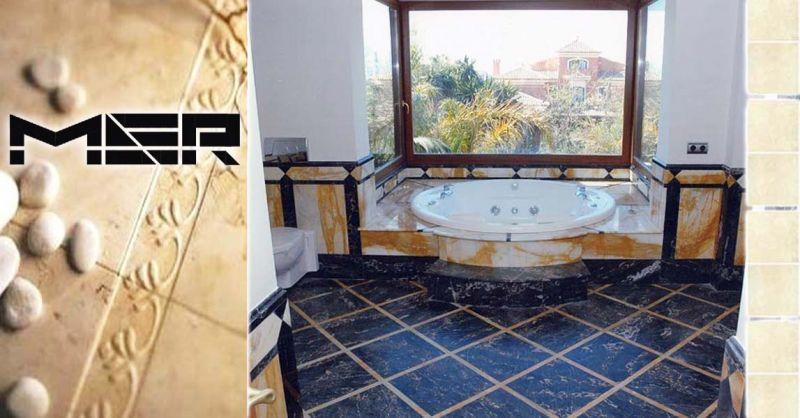 Offerta realizzazione bagni in marmo Tivoli - Occasione lavorazioni su progetto in marmo Roma