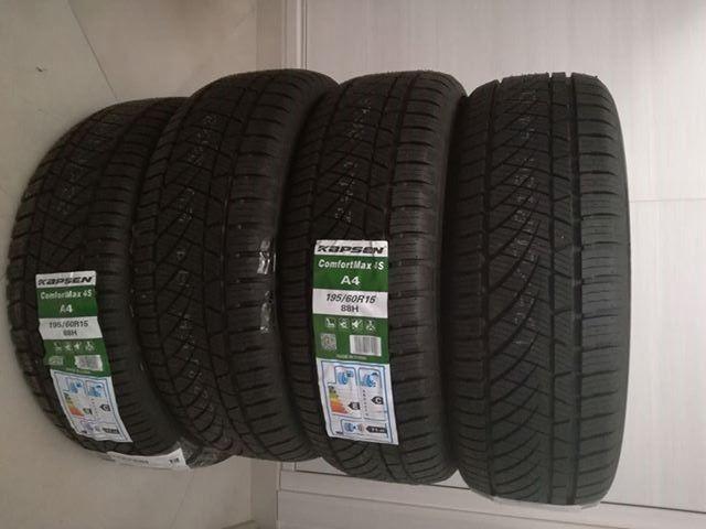 offerta saldi promozioni pneumatici Kapsen 195 60 15  4 stagioni