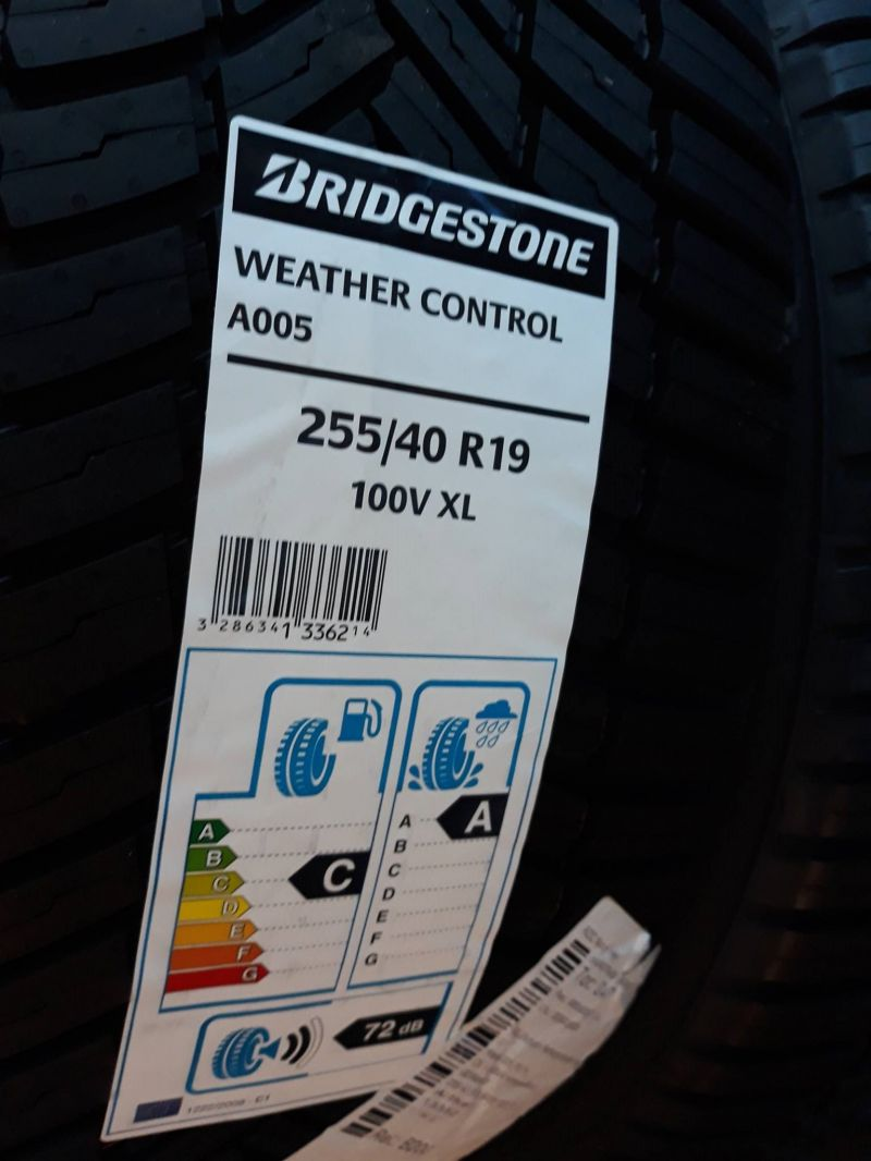 offerta vendita gomme e pneumatici quattro stagioni Bridgestone
