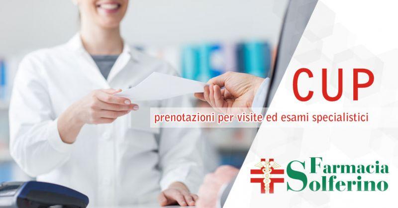 Farmacia Solferino - offerta farmacia prenotazione visite specialistiche cup parma - promozione cup prenotazioni prestazioni ambulatoriali parma