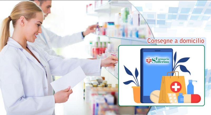 Farmacia Solferino - offerta consegna a domicilio dei medicinali parma - promozione farmacia farmaci veterinari parma