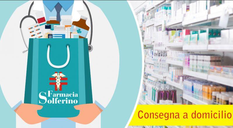Farmacia Solferino - offerta consegna medicinali a domicilio parma - promozione farmacia consegna a domicilio parma