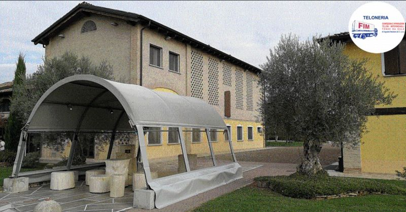 Offerta copertura per gazebo Modena - occasione copertura per piscine Modena