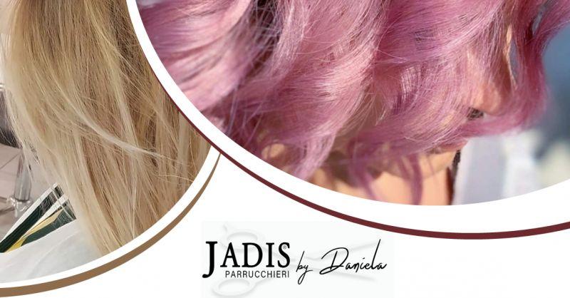 JADIS PARRUCCHIERI offerta parrucchiere donna osimo - occasione trattamenti detox capelli osimo