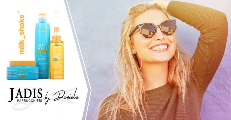 JADIS BY DANIELA offerta solari per capelli osimo - occasione crema solare milk shake osimo