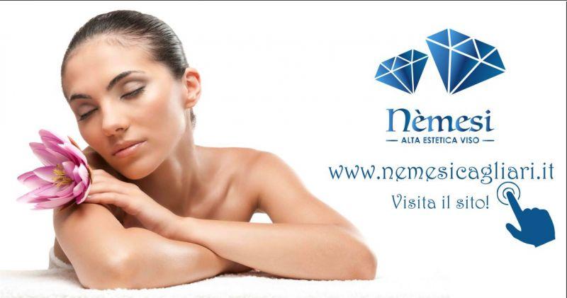Nemesi centro estetico - offerta trattamenti cura viso corpo
